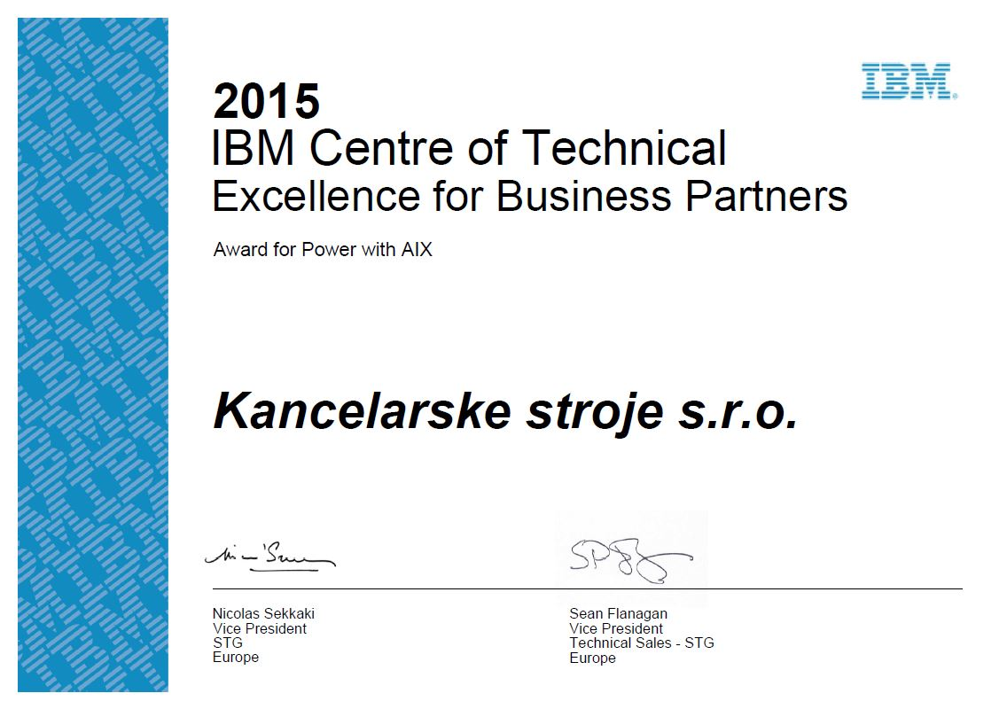 IBM Centre of Technical Excellence (CoTE)